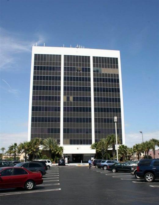 444 Seabreeze Blvd. Daytona-Beach, Fl Ogle Personal Injury Lawyer Office Image